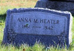 Anna M. Heater