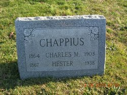 Charles M Chappuis