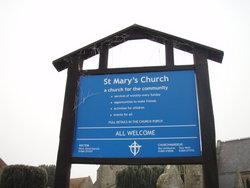 Marsh Gibbon, St Mary the Virgin Churchyard