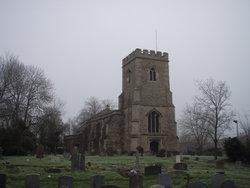 Grendon Underwood Churchyard