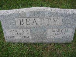 Mary <i>Haines</i> Beatty