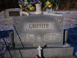 Barbara June <i>Hill</i> Griffith