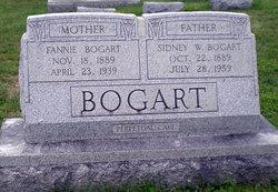 Fannie <i>Sees</i> Bogart
