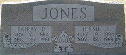 Jessie Lee Jones