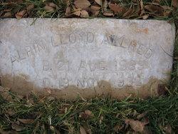 Alpin Lloyd Allred