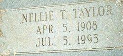 Nellie Ruth <i>Thaxton</i> Taylor