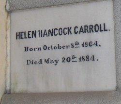Helen Hancock Carroll