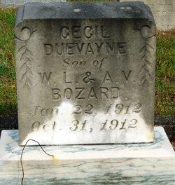 Cecil Duevayne Bozard