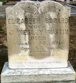 Elizabeth <i>Bozard</i> Austin