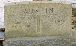 Mary <i>Bozard</i> Austin