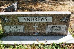 Leonard A Andrews
