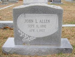 John Lewis Allen