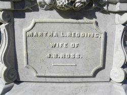 Martha Lenora <i>Redding</i> Ross
