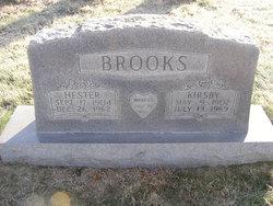 Harlin Kirsby Brooks