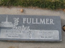 Bert LaCella Fullmer