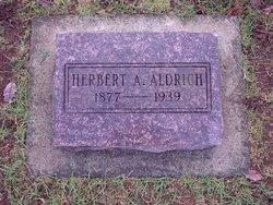 Herbert A Aldrich