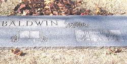 Bessie Leone <i>King</i> Baldwin