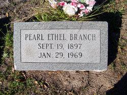 Pearl Ethel <i>Little</i> Branch