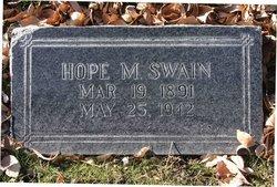 Eliza Hope <i>Magleby</i> Swain