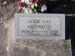 Addie Mae Abernathy