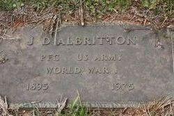 James Dixon Dick Albritton