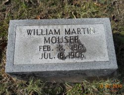 William Martin Mouser