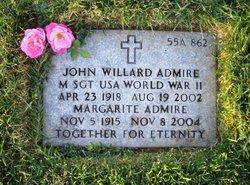 John Willard James Admire