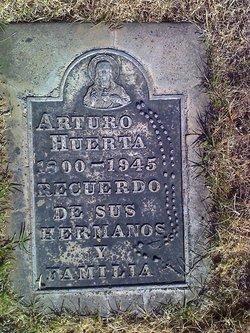 Arturo Huerta