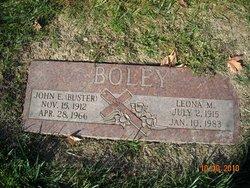 Leona M <i>Buhr</i> Boley