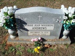 Robbie Jean <i>Woodring</i> Andrews