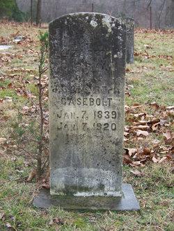 Elizabeth J. <i>Casebolt</i> Chrisman