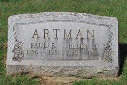 Helen M <i>Blessing</i> Artman