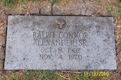 Ralph Connor Alexander, Sr