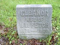Eleanor Blanche <i>Hipple</i> Fetch