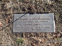 Richard Alexnder Dick Stubblebine