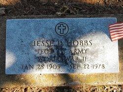 Jesse D Hobbs
