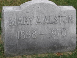 Mary A. Alston