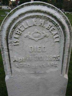 Isabella H. <i>Frey</i> Beall