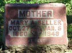 Mary Ann <i>Murphy</i> Beller