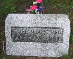 Carrie M. Burchard