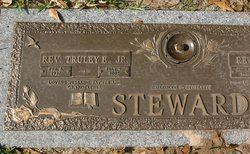 Rev Truley Eddie Steward, Sr