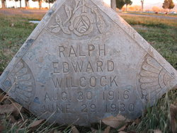 Ralph Edward Wilcock