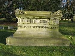 William Emerson Barrett