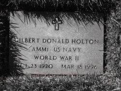 Gilbert Donald Holton