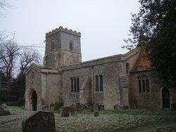 Ludgershall Churchyard