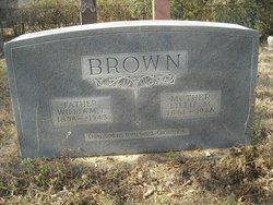 Lillie <i>Maxey</i> Brown