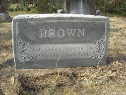 Minnie <i>Hamilton</i> Brown