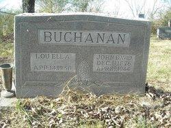 John David Buchanan