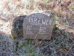 Edieth Elizabeth <i>Dayer</i> Brewer