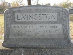 Charles Walter Livingston